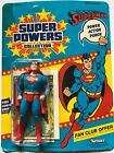 Superman Kenner Super Powers Collection NOS 1984