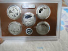 2012 S America The Beautiful Proof Quarter Set No Box