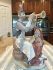 Lladro 1408 Practice Makes Perfect - Norman Rockwell Series. Mint Condition