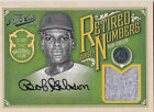 2012 Prime Cuts Bob Gibson Retired Number Jersey AUTO 25