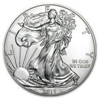 2018 Silver American Eagle 1 oz 999 Silver USA Pre Sale Bullion Dollar BU Coin