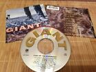 Last of the Runaways by Giant (CD, Aug-1989, A&M (USA)