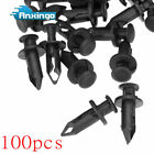 OEM NEW 100X FENDER ATV CLIPS FOR HONDA TRX 400 EX 400EX 300EX TRX450R PLASTIC