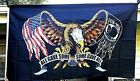 POW MIA All Gave Some Some Gave All 3X5 Military Banner Eagle Flag USA Source