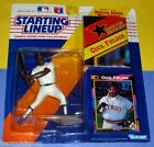 1992 CECIL FIELDER Detroit Tigers w/ poster - FREE s/h - Starting Lineup Prince