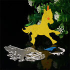 Lovely Horse Scrapbook Cutting Die Stencil Album Embossing Template Craft Cool D