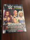 2017 TOPPS WWE women's division 81 card blaster box set. Sealed