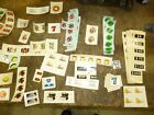 LARGE LOT 1000S SLOT MACHINE DECALS MGM SHOWBOAT SANDS OTHERS Mills Bally