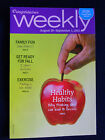 WEIGHT WATCHERS Weekly August 26 September 1 2012