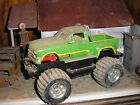 1/24 Vintage Custom 4x4 1950's Ford Coupe Monster Jam Truck for Junkyard diorama