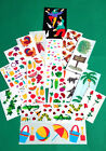 Creative Memories Sticker Lot 16 Strips Assorted Themes