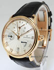 Blancpain Villeret Half Timezone18K Rose Gold auto Box/Papers 6665-3642-55B
