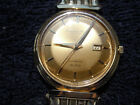 18K IWC Deluxe Automatic Wrist Watch With 7.5
