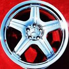 SET OF 4 CHROME 20 MERCEDES BENZ ML63 AMG WHEELS RIMS ML350 ML550 ML55 65428