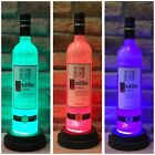 Ketel One Vodka Bottle Lamp LED Remote 16 Color Man Cave Unique Christmas Gift