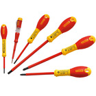 Stanley 065443 FatMax Screwdriver Set Insulated (6 Pieces)