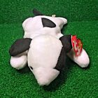 TY Beanie Baby RARE Spot The Dog 1993 RETIRED Original 9 BB PVC Pellets MWMT