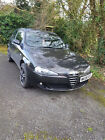 Alfa Romeo 147 Black 2006 74823 miles MOT end 09 18