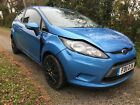 LARGER PHOTOS: 2011 Ford Fiesta Edge 1.4tdci, Damaged, Repairable, Salvage, Spares or Repair
