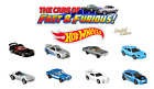 Cars Of the Fast and the Furious Hot Wheels Limited Edition Skyline Supra WRX