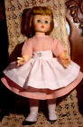 VTG 58 15 Edith the Lonely Doll Candystriper Nurse Doll Madame Alexander w Pin