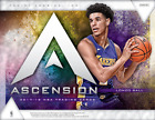 2017-18 PANINI ASCENSION BASKETBALL HOBBY SEALED BOX IN STOCK