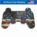Playstation3 Wireless Game Remote Sticker Skin for PS3 Controller Battle Stripes