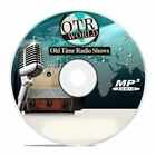 Forever Tops Old Time Radio Show MP3 On CD R 2 Episodes OTR OTRS