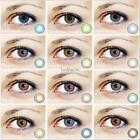 Big Eyes Colored Contacts Lenses Cosmetic Cosplay Party Makeup Circle Lens LB6Y