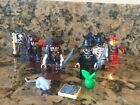 Lego Pirates of Caribbean Minifigure Lot Jack Sparrow Hector Barbossa Skeleton