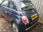 2008 Fiat 500 Lounge low mileage damaged