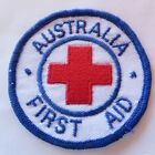 Australia Red Cross Patch FIRST AID