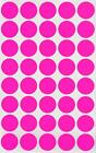 Round Colored Stickers 19mm Labels Circle 34 Inch Marking Craft Dots 1000 Pack