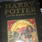 Harry Potter and the Deathly Hallows Deluxe FIRST EDITION FIRST PRESS