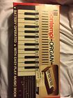 Bontempi 15 Key Organ Keyboard Battery Operated In Box For Parts Or Repair