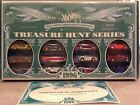 Hot Wheels 1996 Treasure Hunts set Real riders COA Warranty card
