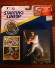 1991 Jose Canseco Starting Lineup figurine with card and special edition collect