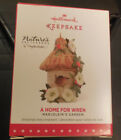 2015 Hallmark Keepsake Ornament  A Home for Wren - 2nd in Marjolein's Garden