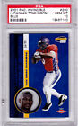 2001 Pacific Invincible Ladainian Tomlinson BLUE 99 PSA 10 ROOKIE! VERY RARE!!