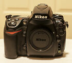 Nikon D700 121MP Digital SLR DSLR Camera Body Only + Accessories