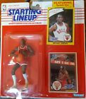 1990 MICHAEL JORDAN KENNER STARTING LINE UP FIGURE CHICAGO BULLS