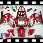 For Yamaha YZF600R 1998-2004 Fairing Bodywork ABS Plastic Kit Red 4n4 ZA