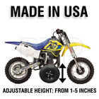 Adjustable Height Husqvarna TC50 / CR50 Husky Boy KIDS YOUTH TRAINING WHEELS