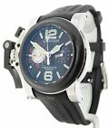 Graham Chronofighter Oversize 2OVBV-1 Chronograph Watch Box/Papers NEW