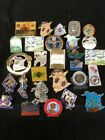 Knights of Columbus Pin Lot of 28 CANADA Quebec PEI Ontario Large Assortment