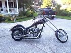 2007 Custom Built Motorcycles Chopper 2007 Custom Built Motorcycle C