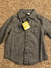 Gymboree Toddler Boy 2T Dress Shirt NWT