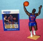 1988 ADRIAN DANTLEY Detroit Pistons #45 Rookie with card!  sole Starting Lineup