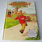 Rupert The Bear Vintage Book Hardcover The Daily Express Annual 1984 England
