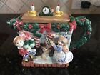 Fitz & Floyd Nutcracker Sweets Mantle Teapot with lid